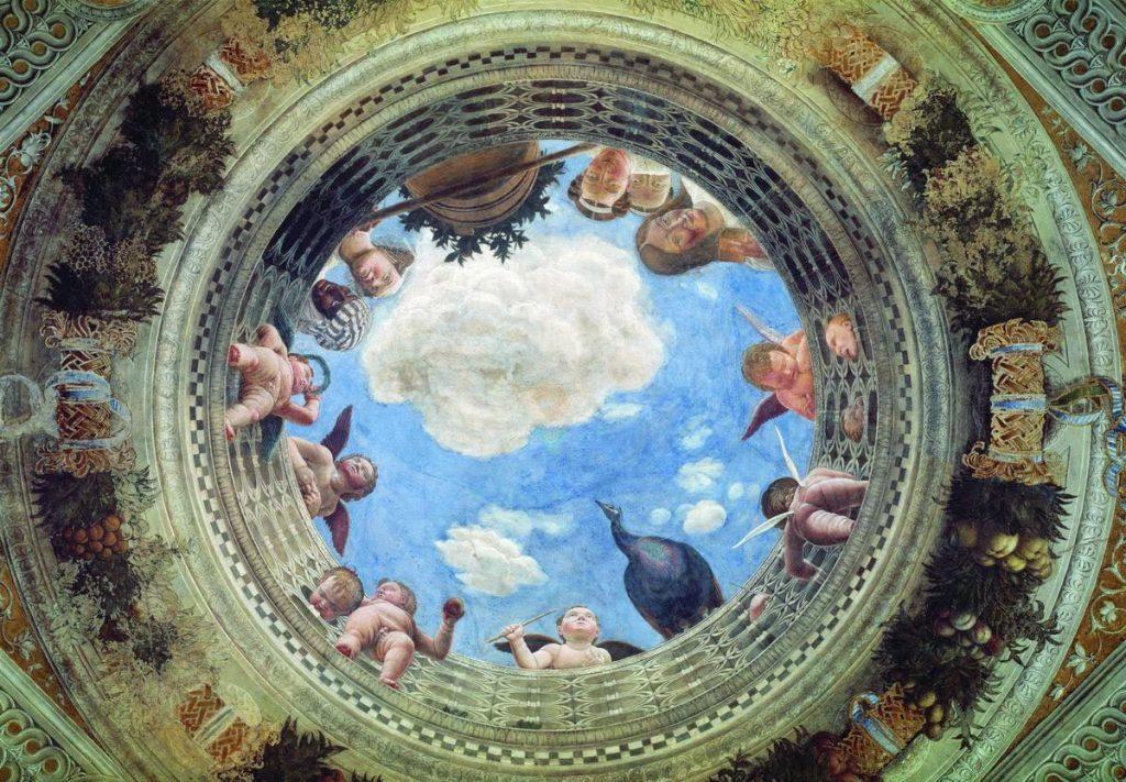 Andrea Mantegna – Νυφικός Θάλαμος [Camera degli Sposi, 1474]