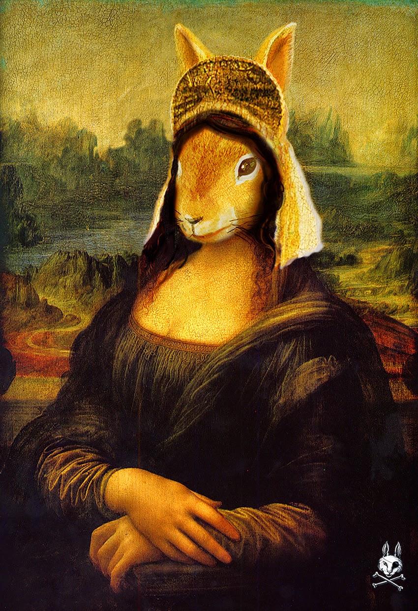 100 έργα ορόσημα στην ιστορία της Ζωγραφικής, μέρος 1 - μια παρουσίαση από το Φονικό Κουνέλι