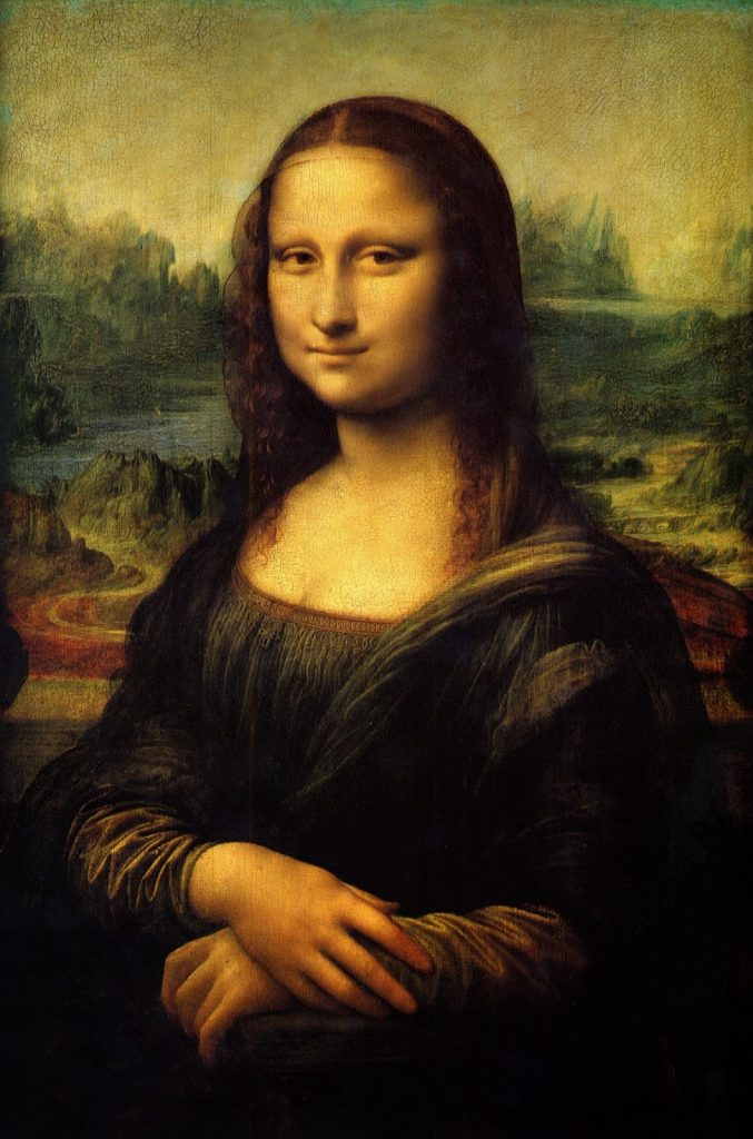 20 # Leonardo da Vinci – Mona Lisa (1503-1506)