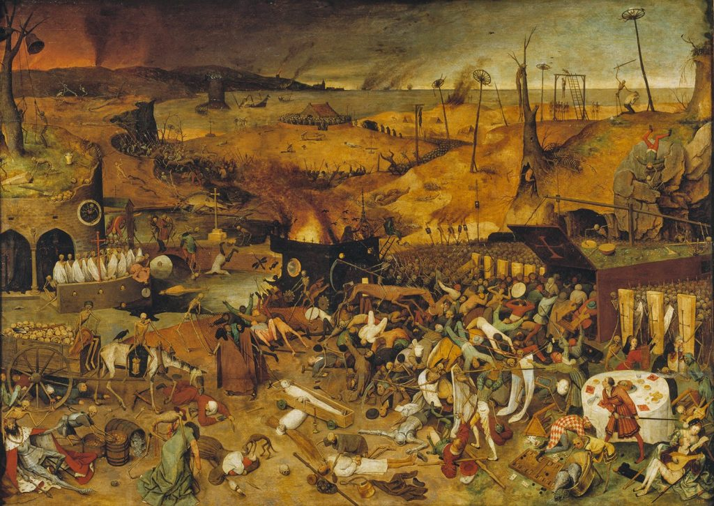 Pieter Bruegel the Elder – Ο Θρίαμβος του Θανάτου [The Triumph of Death, 1562]