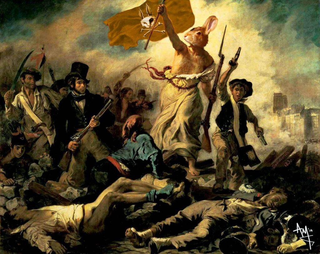 Ιστορία της Ζωγραφικής μέσα από 100 πίνακες-σταθμούς, μέρος 2. Παρουσίαση: το φονικό κουνέλι