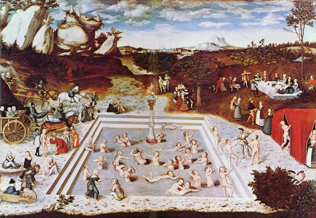 Η Πηγή της Νιότης του Λούκας Κράναχ του πρεσβύτερου