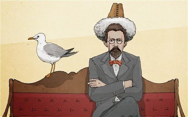 O Γλάρος και το θεατρικό ξεκίνημα του Αντόν Τσέχωφ... ένα αφιέρωμα