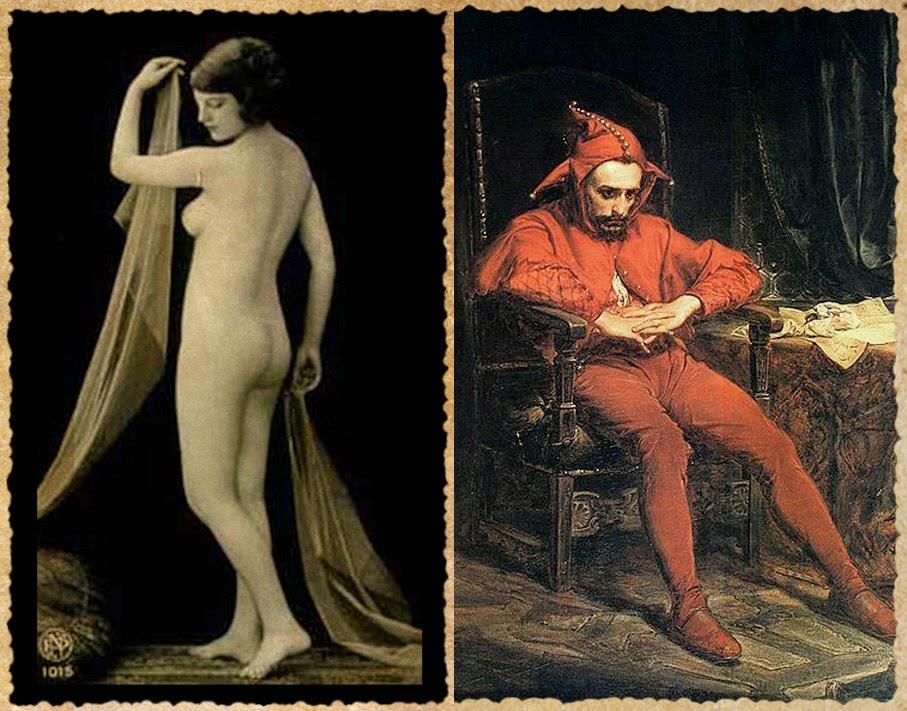 Ο Τρελός και η Αφροδίτη... διήγημα του Σαρλ Μπωντλαίρ