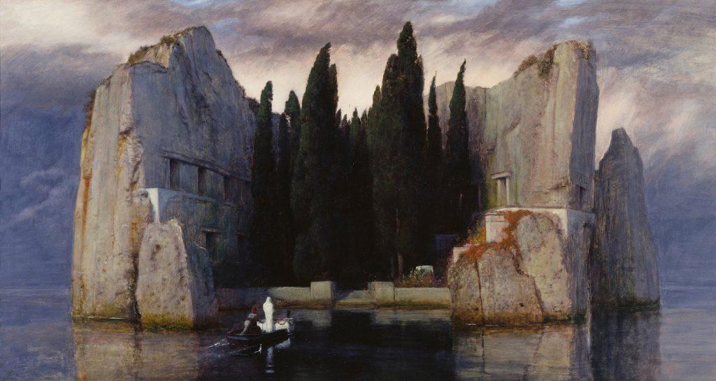 Arnold Böcklin – Η Νήσος των Νεκρών (The Isle Of The Dead, 1886)