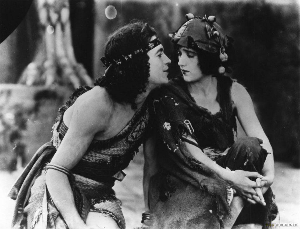 Σκηνή από την ταινία Μισαλλοδοξία του Ντέιβιντ Γκρίφιθ / Intolerance by D. W. Griffith movie scene