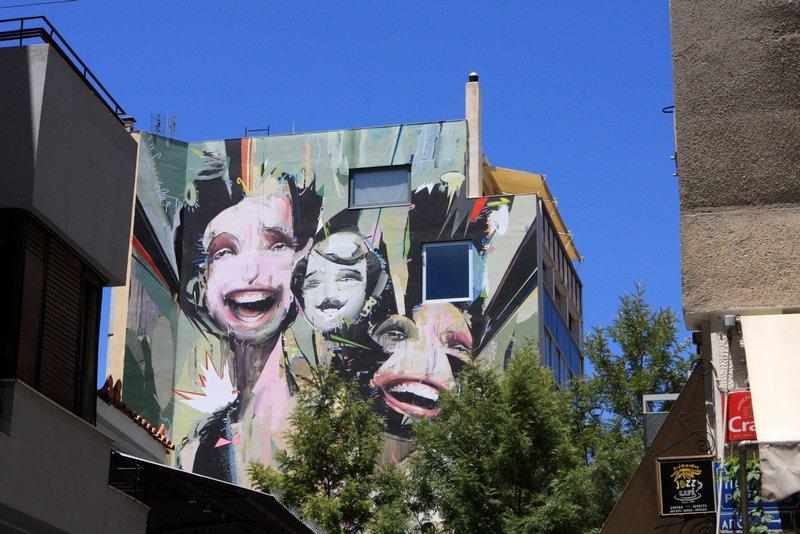 Γκράφιτι στην Αθήνα / Athens graffiti