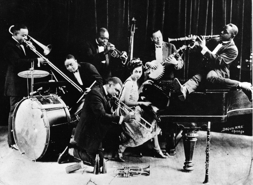 Louis Armstrong and his Hot Seven