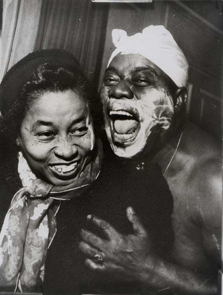 H Lil Hardin και ο Louis Armstrong μετά από χρόνια...
