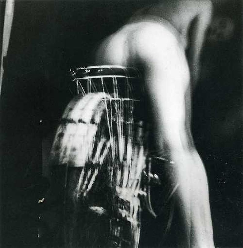 Hans Bellmer - μελέτη για την Ιστορία του Ματιού του Ζωρζ Μπατάιγ / Study for Georges Bataille's Story of the Eye 1946