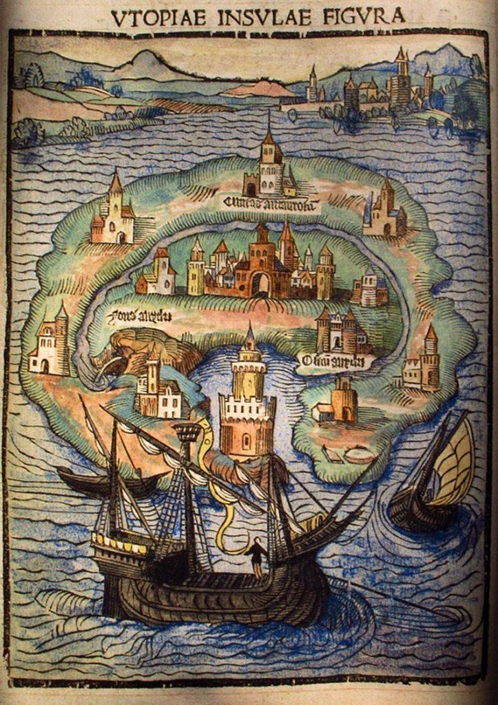 Ένας χάρτης της Ουτοπίας / Utopia's Map