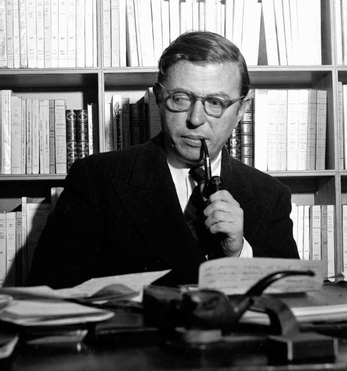 Ζαν-Πολ Σαρτρ / Jean Paul Sartre