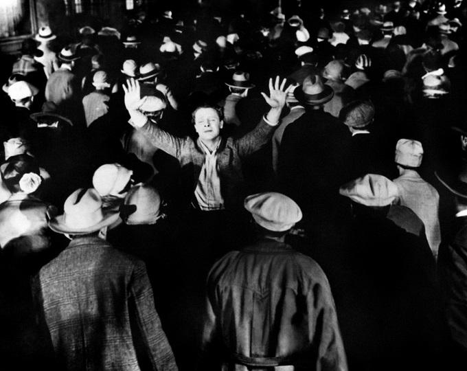 "King Vidor - ""The Crowd"""