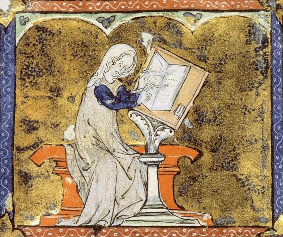 Τα Τραγούδια της Μαρίας της Γαλλίας [LaisofMariedeFrance]