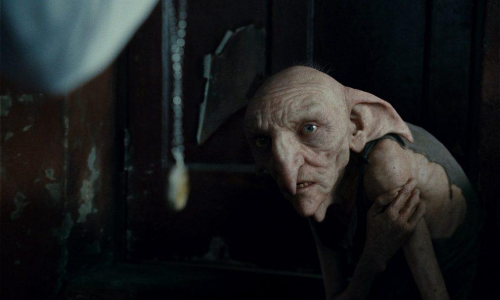 Ο Κρίτσερ το ξωτικό από τις ταινίες του Χάρι Πότερ
