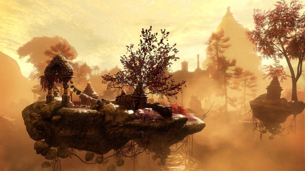 Η χώρα της επαγγελίας... απεικόνιση της φανταστικής Σάνγκρι-Λα, από το παιχνίδι Far-Cry 4