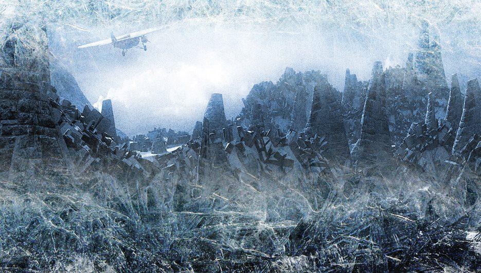 Σύνθεση για τα Βουνά της Τρέλας του Χ.Π. Λάβκραφτ