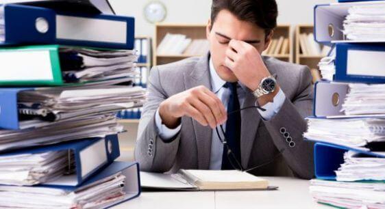 Άγχος στη δουλειά / Stress at work