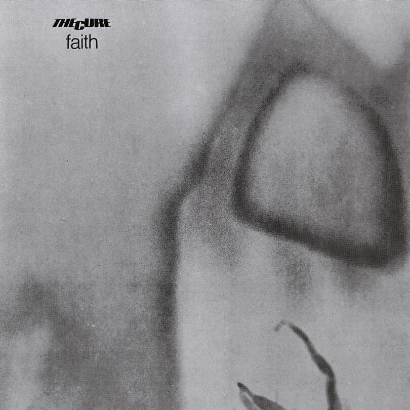 The Cure, Faith album cover, 1981