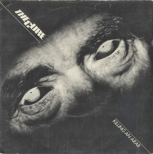 The Cure, Killing an Arab EP cover