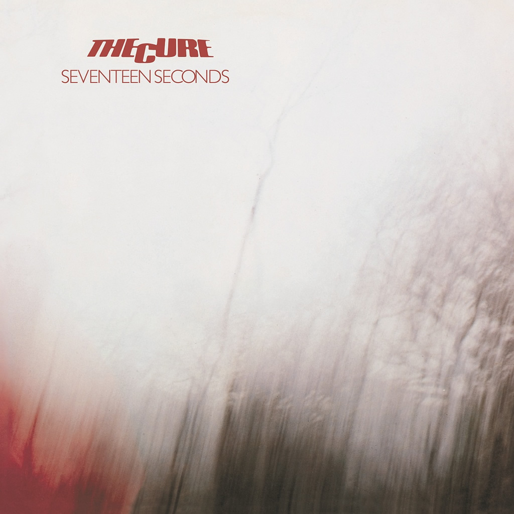 The Cure, Seventeen Seconds second album cover
