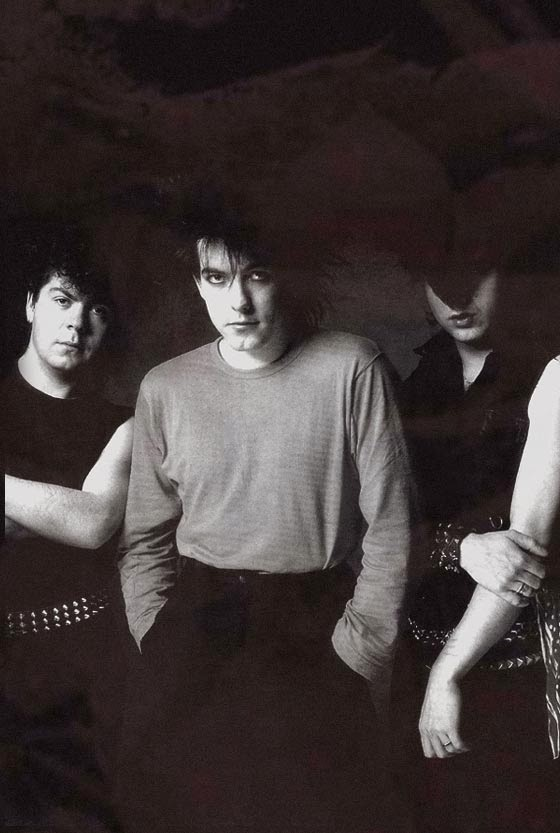 The Cure band in 1982 / Οι Cure εν έτει 1982