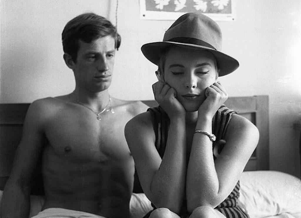 Ένα αφιέρωμα στην ταινία Με Κομμένη την Ανάσα του Ζαν-Λυκ Γκοντάρ και το Νέο Κύμα, από το φονικό κουνέλι