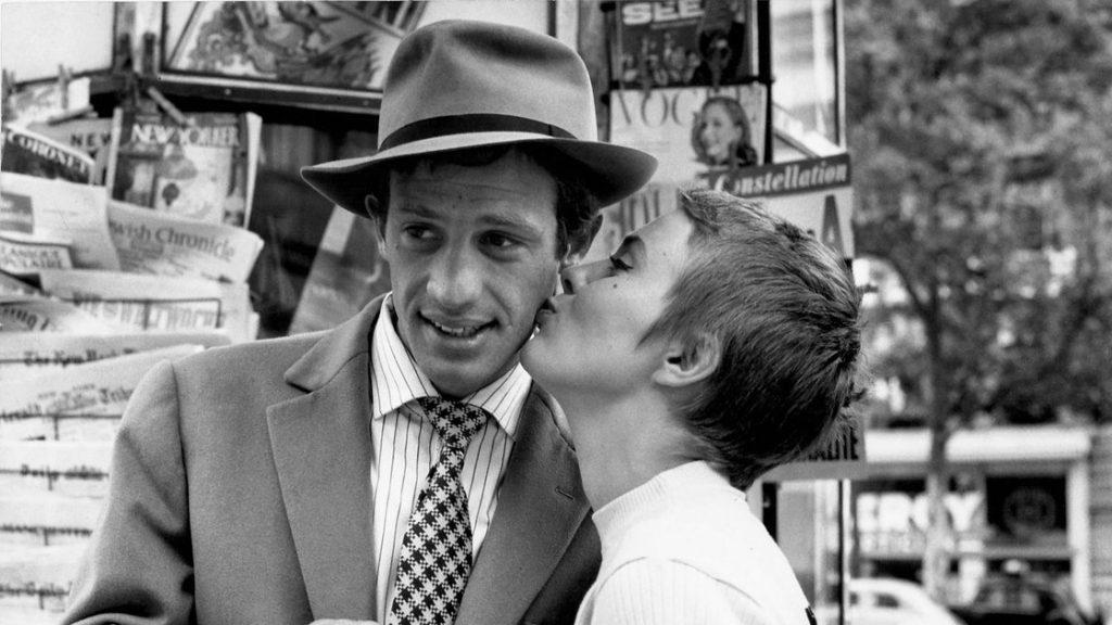Με Κομμένη την Ανάσα: το φιλί των πρωταγωνιστών