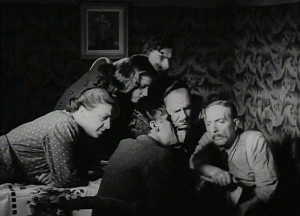 Σκηνή από την ταινία Οι Γερμανοί Ξανάρχονται