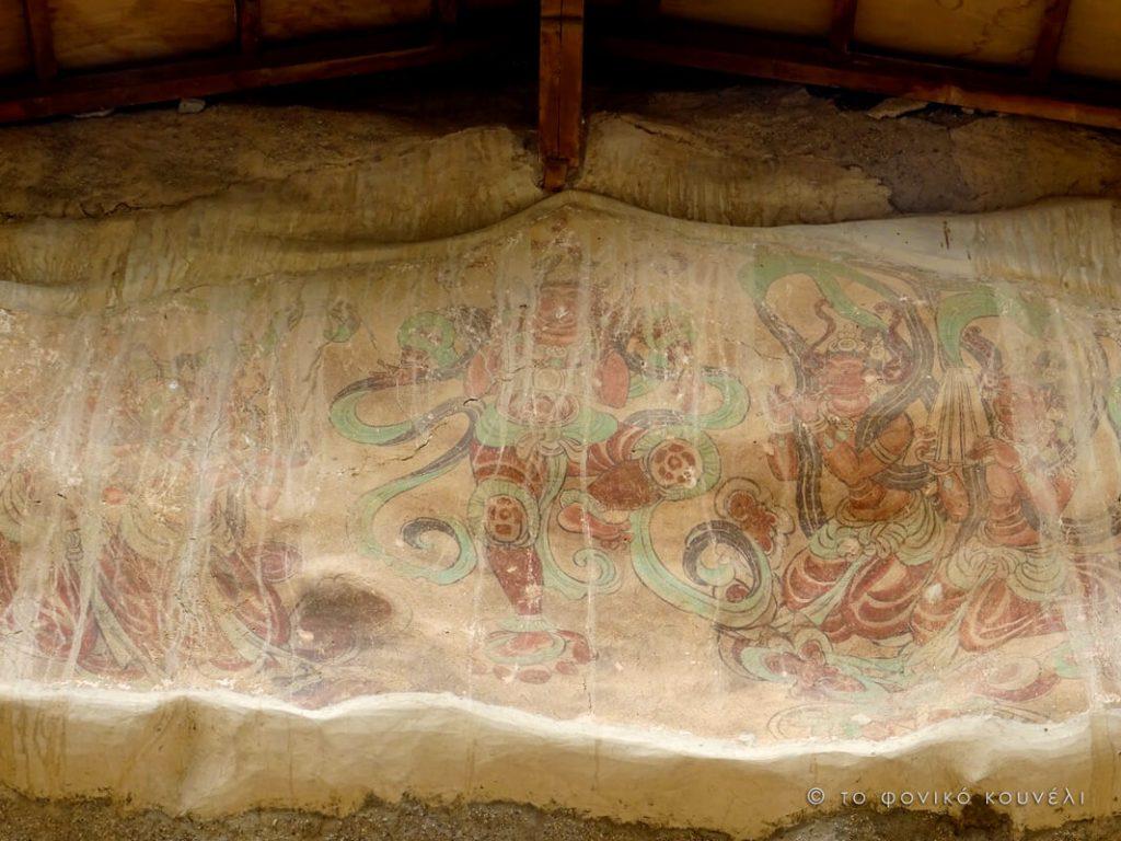 Κίνα, στο δρόμο του μεταξιού... Στα σπήλαια Μογκάο / China, on the Silk Road