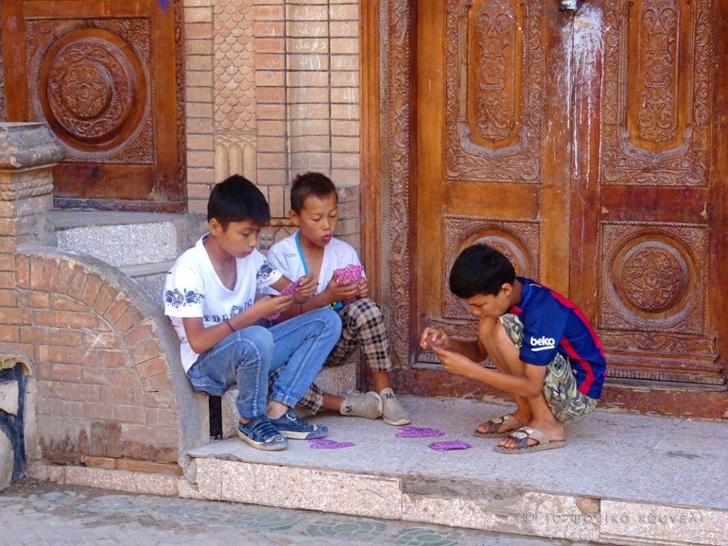Κίνα, στο δρόμο του μεταξιού... Στην παλιά πόλη του Κασγκάρ / China, on the Silk Road