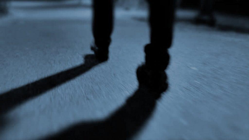 Νυχτερινό βάδισμα / Walking in the night