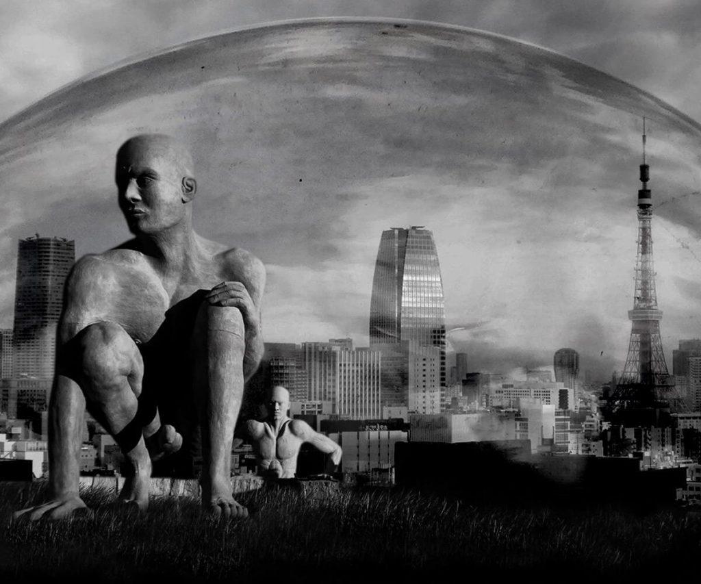 Απομόνωση του ανθρώπου στη δυστοπία του μέλλοντος / Man in a dystopian society