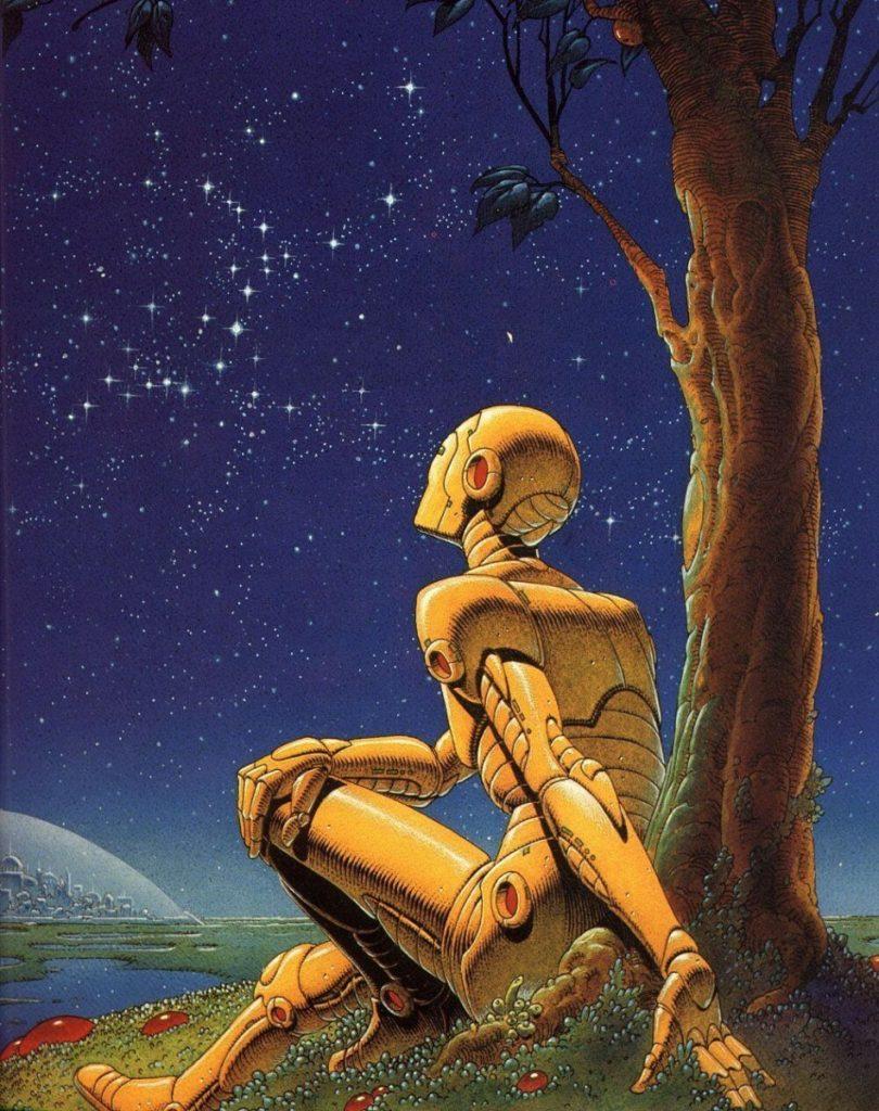 Τα ρομπότ στον κόσμο του Ισαάκ Ασίμοφ / Robots in Isaac Asimov's books
