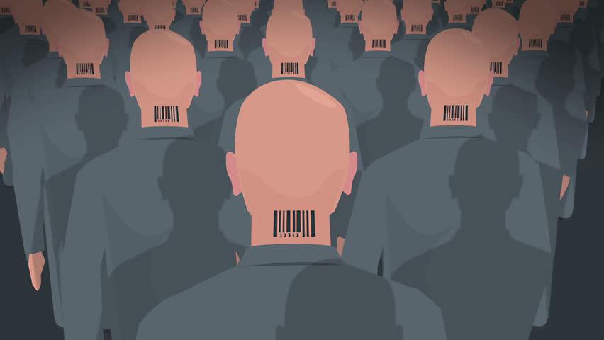 Κλώνοι σε μια δυστοπία του μέλλοντος / March of clones in a dystopian society