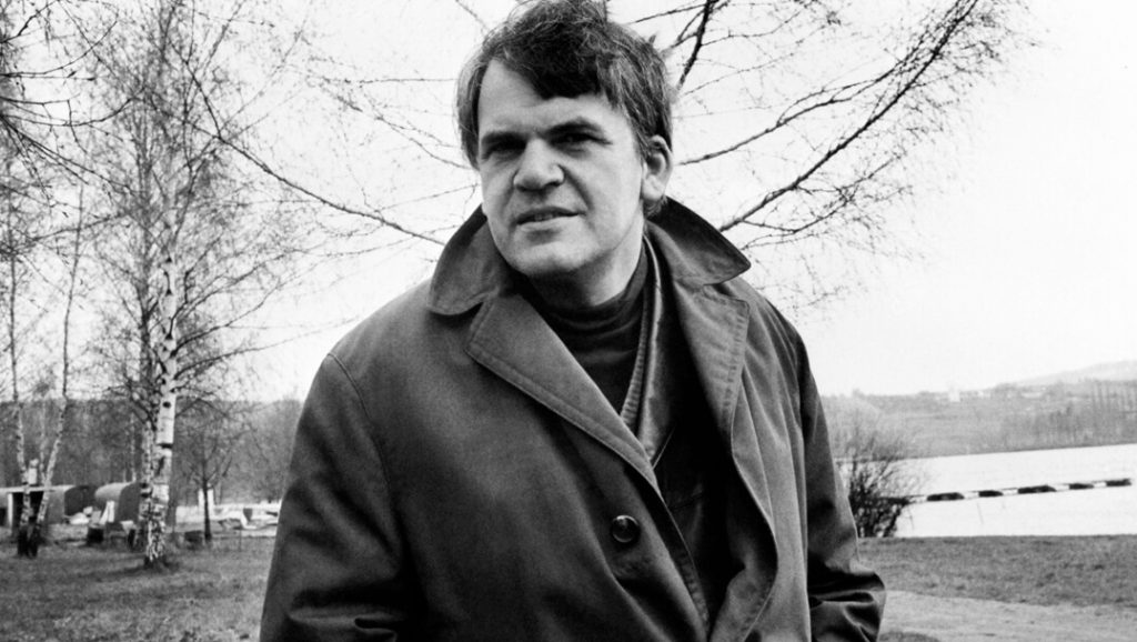 Milan Kundera / Μίλαν Κούντερα