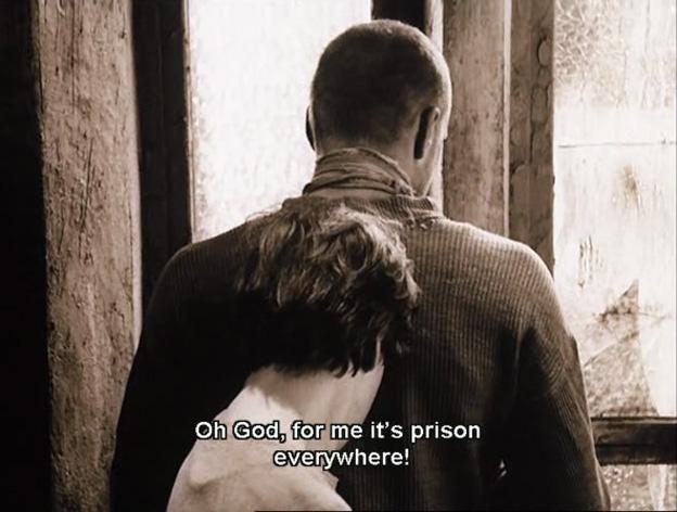 Σκηνή από το Stalker του Ταρκόφσκι / Andrei Tarkovsky's Stalker quote