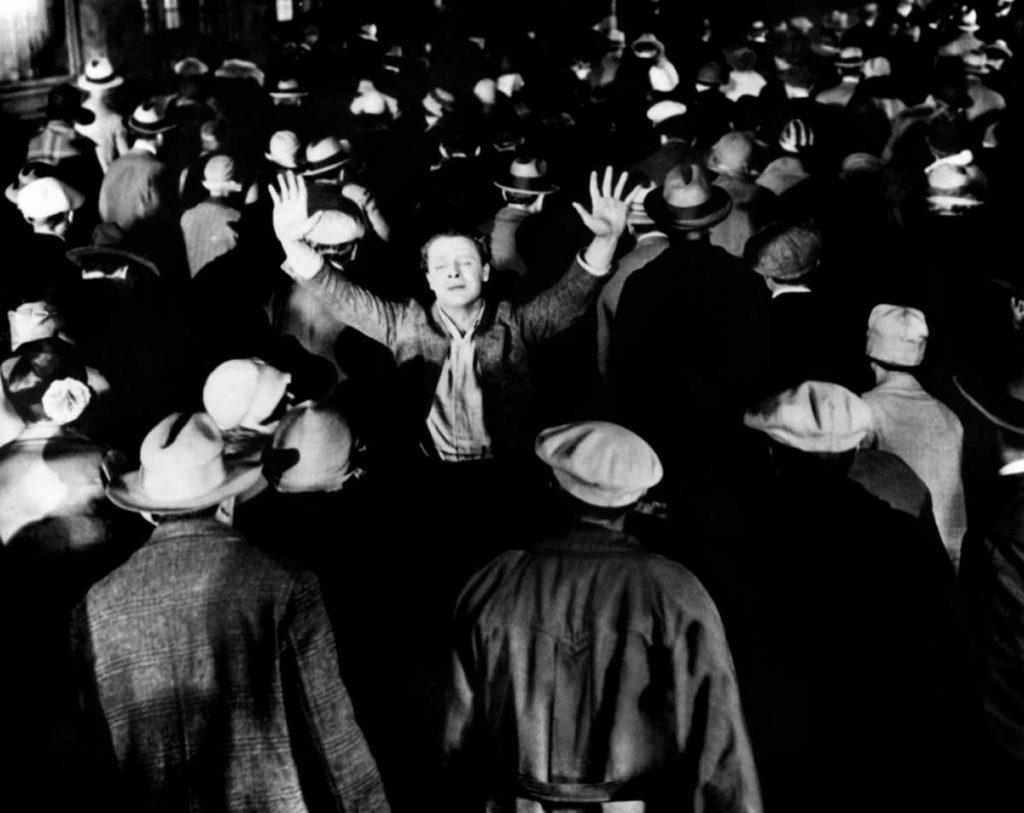 Σκηνή από το Πλήθος του King Vidor / The Crowd by King Vidor