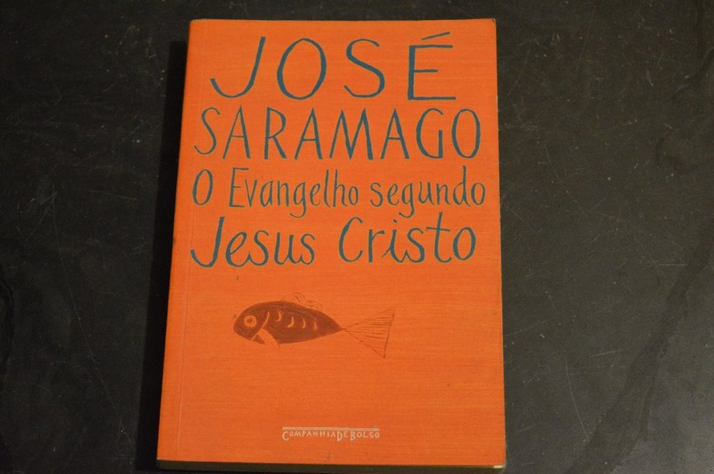 "José Saramago, ""O Evangelho Segundo Jesus Cristo"""