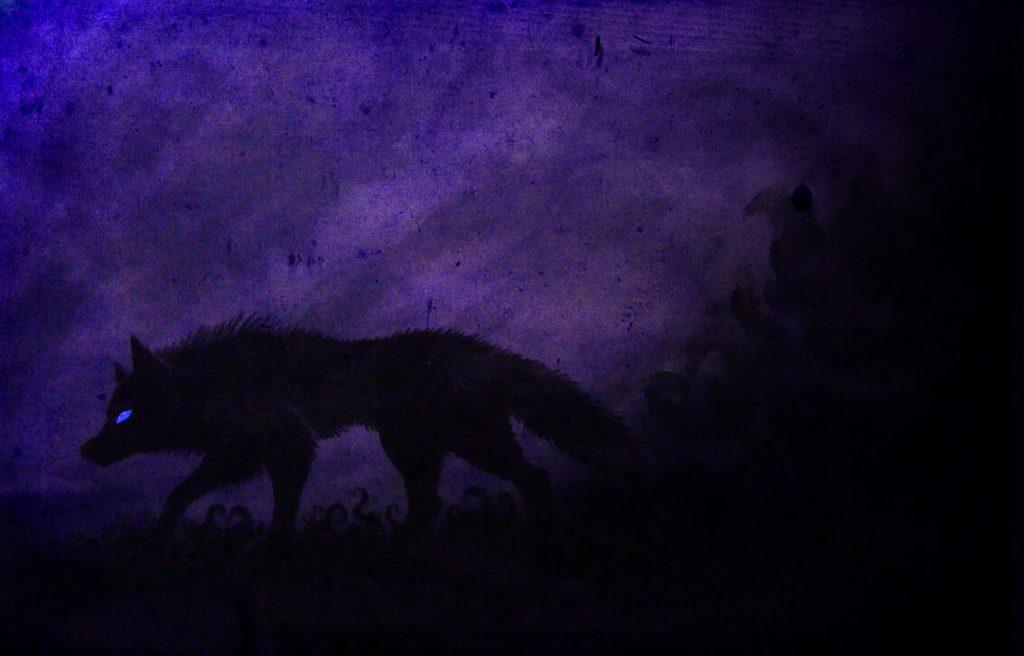 Ο Λωτρεαμόν, ο λύκος και τα πρόβατα / Lautréamont, the sheep and the wolf