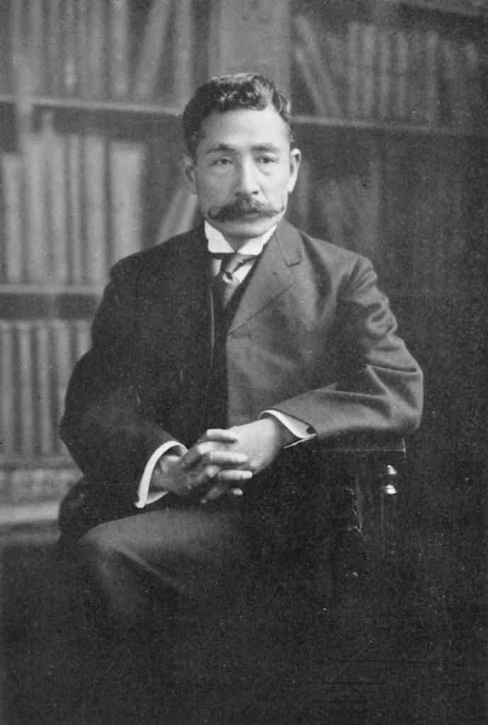 Sōseki Natsume, japanese author / Ο ιάπωνας λογοτέχνης Σοσέκι Νατσούμε