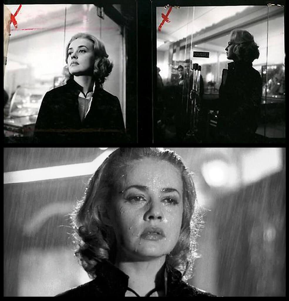 Αscenseur Pour L'echafaud [Elevator to the Gallows] movie scenes