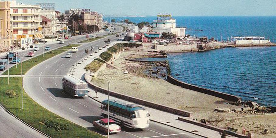 Σκηνές από το καλοκαίρι στην παλιά Αθήνα της δεκαετίας του 60