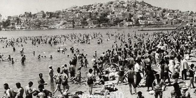 Σκηνές από το καλοκαίρι στην παλιά Αθήνα της δεκαετίας του 60...